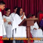 Missa de cinzas com Padre Valdézio Nascimento - 35 - tv jampa - portal folha do valentina