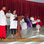 Missa de cinzas com Padre Valdézio Nascimento - 33 - tv jampa - portal folha do valentina