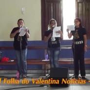 Missa de cinzas com Padre Valdézio Nascimento - 28 - tv jampa - portal folha do valentina
