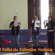 Missa de cinzas com Padre Valdézio Nascimento - 27 - tv jampa - portal folha do valentina