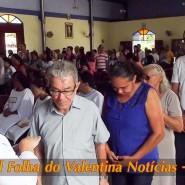 Missa de cinzas com Padre Valdézio Nascimento - 18 - tv jampa - portal folha do valentina