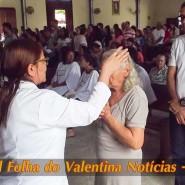 Missa de cinzas com Padre Valdézio Nascimento - 17 - tv jampa - portal folha do valentina
