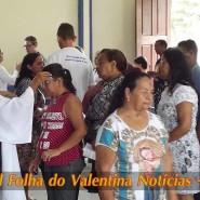 Missa de cinzas com Padre Valdézio Nascimento - 15 - tv jampa - portal folha do valentina