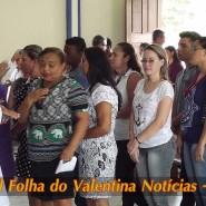 Missa de cinzas com Padre Valdézio Nascimento - 14 - tv jampa - portal folha do valentina