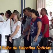 Missa de cinzas com Padre Valdézio Nascimento - 13 - tv jampa - portal folha do valentina