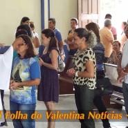 Missa de cinzas com Padre Valdézio Nascimento - 10 - tv jampa - portal folha do valentina