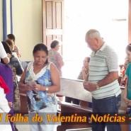 Missa de cinzas com Padre Valdézio Nascimento - 03 - tv jampa - portal folha do valentina