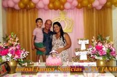Festa Chá de Bebê da futura pré-chegada Marina, pais: Sharline e Kelton Falcão