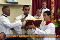 Missa da VIGÍLIA PASCAL na Paróquia Nossa Senhora da Conceição Aparecida Valentina Figueiredo