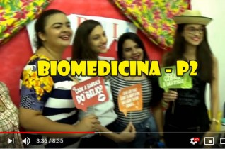 BIOMEDICINA P2 – Festa Junina dos alunos da Faculdade Santa Emília RodaT – FASER